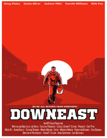Downeast 2021 English 720p WEB-DL 800MB Download