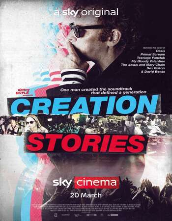Creation Stories 2021 English 720p WEB-DL 1GB Download