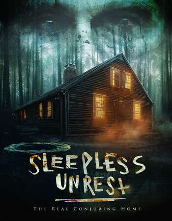 The Sleepless Unrest 2021 English 720p WEB-DL 750MB Download