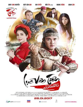 Luc Van Tien: Tuyet Dinh Kungfu (2017) Hindi Dubbed 720p WEB-DL 1GB Full Movie Download