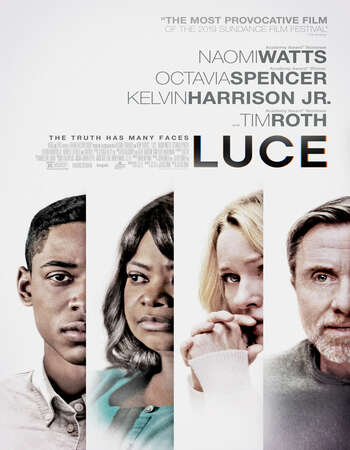 Luce (2019) Dual Audio Hindi ORG 480p WEB-DL x264 350MB ESubs Full Movie Download