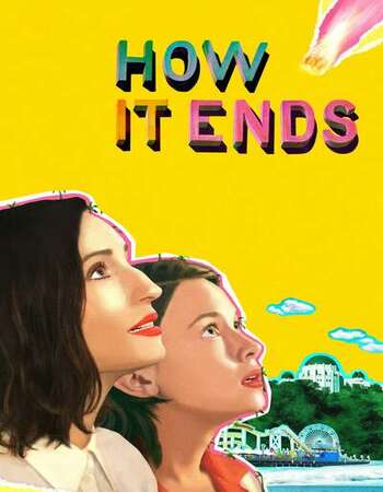 How It Ends 2021 English 1080p WEB-DL 1.4GB ESubs