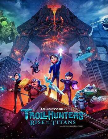 Trollhunters: Rise of the Titans 2021 English 720p WEB-DL 900MB Download