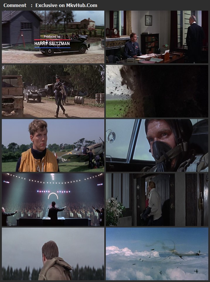 The Battle of Britain 1969 English 720p BluRay 1GB Download