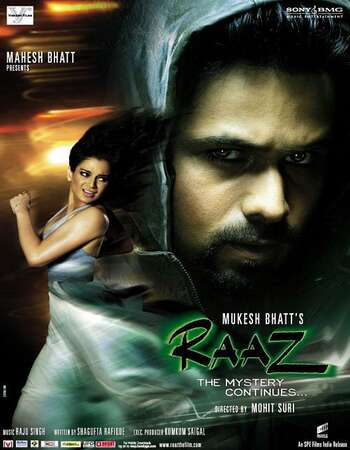 Raaz: The Mystery Continues (2009) Hindi 720p WEB-DL x264 1.1GB Full Movie Download
