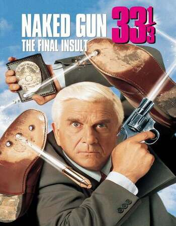 Naked Gun 33 1/3: The Final Insult 1994 English 720p BluRay 1GB Download