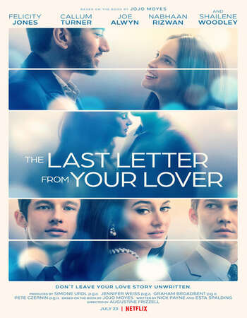 The Last Letter from Your Lover 2021 English 720p WEB-DL 1GB Download