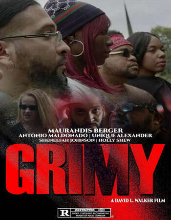 Grimy 2021 English 720p WEB-DL 800MB Download