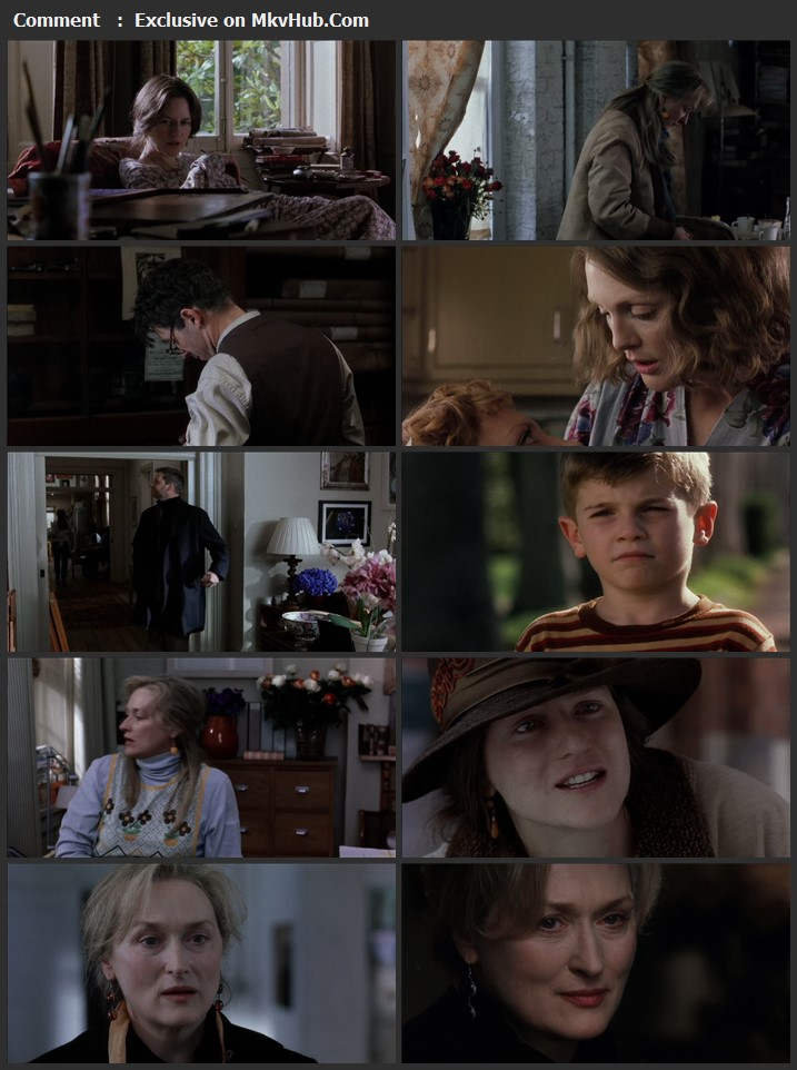 The Hours 2002 English 720p BluRay 1GB Download
