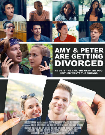 Amy and Peter Are Getting Divorced 2021 English 720p WEB-DL 800MB Download