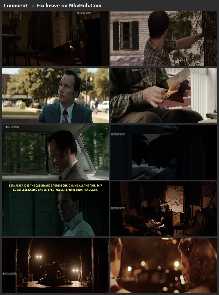 The Conjuring: The Devil Made Me Do It 2021 Dual Audio [Hindi-English] 720p WEB-DL 1GB Download