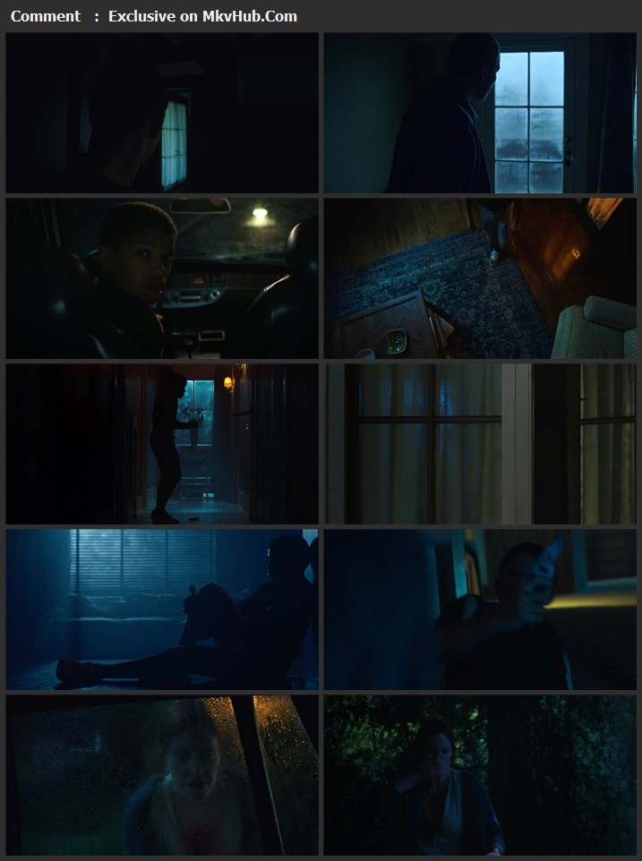 The Boy Behind the Door 2021 English 720p WEB-DL 800MB Download