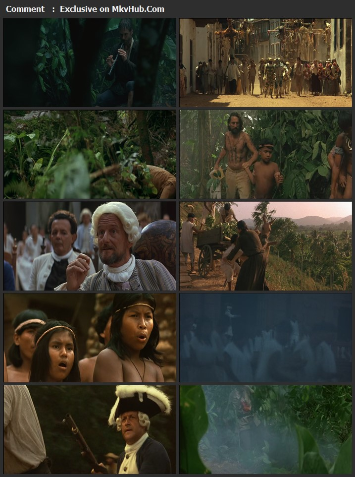 The Mission 1986 English 720p BluRay 1GB Download