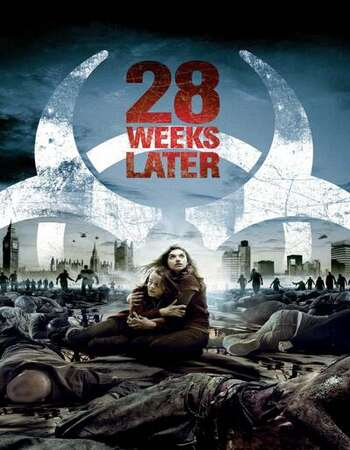 28 Weeks Later 2007 English 720p BluRay 1GB Download