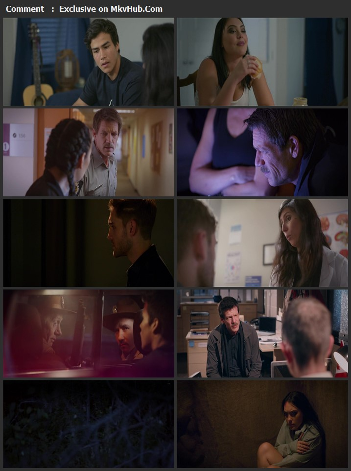 Abducted 2021 English 720p WEB-DL 850MB Download