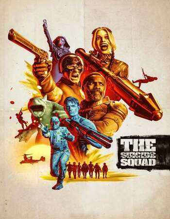 The Suicide Squad 2021 English 1080p WEB-DL 2.2GB Download