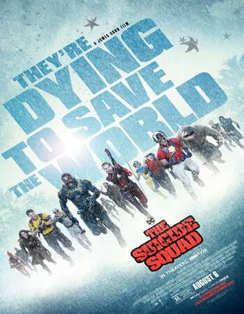 The Suicide Squad (2021) Dual Audio Hindi 720p WEB-DL x264 1.1GB ESubs Full Movie Download
