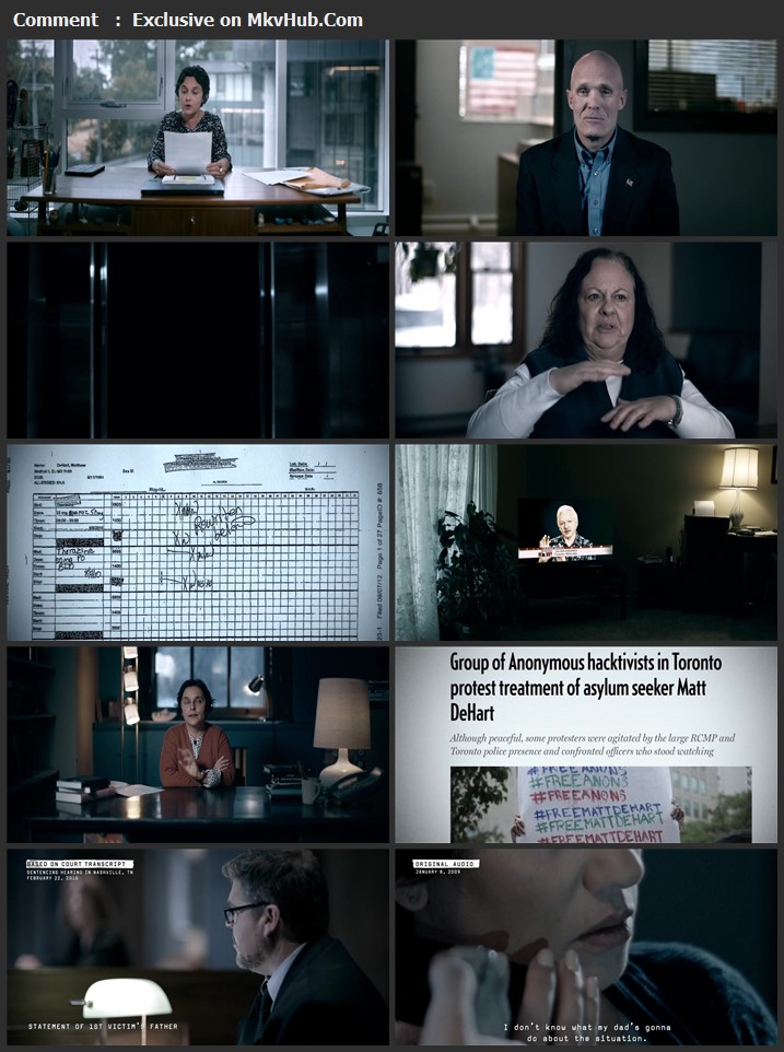 Enemies of the State 2021 English 720p WEB-DL 950MB Download