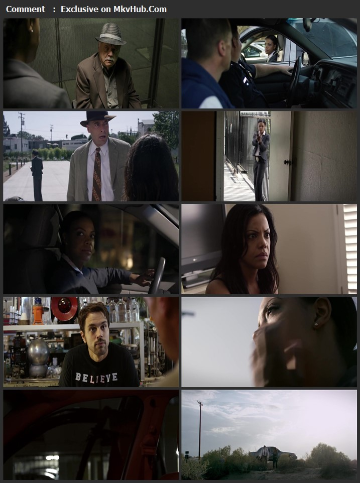 Out of Time 2021 English 720p WEB-DL 800MB Download