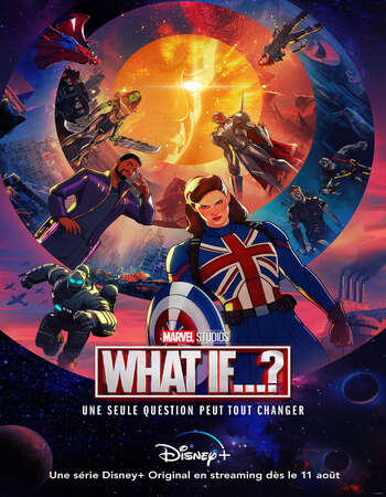 What If… 2021 S01 Complete English 720p WEB-DL x264 ESubs