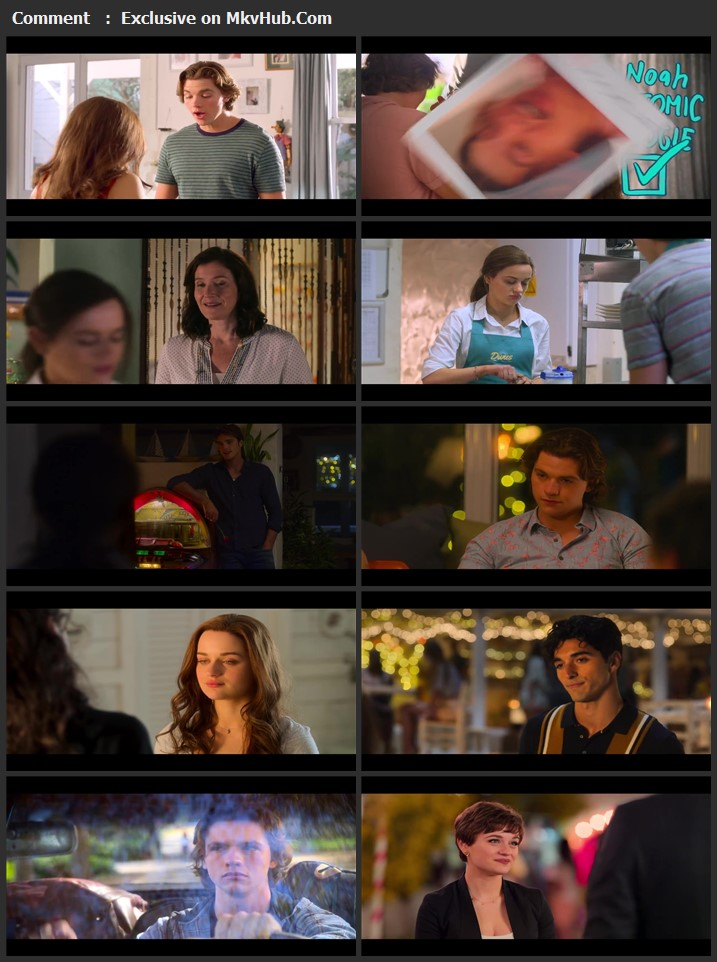 The Kissing Booth 3 2021 English 720p WEB-DL 800MB Download