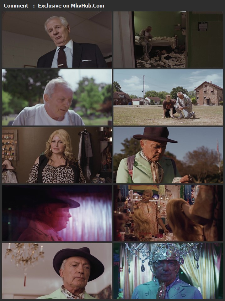 Swan Song 2021 English 720p WEB-DL 950MB Download