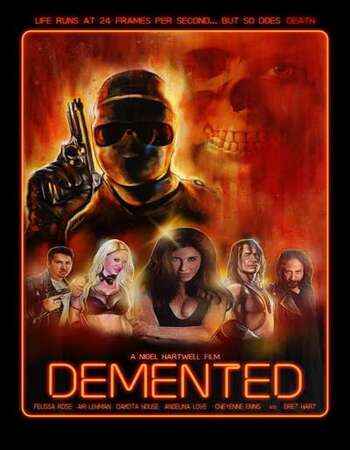 The Demented 2021 English 720p WEB-DL 900MB Download