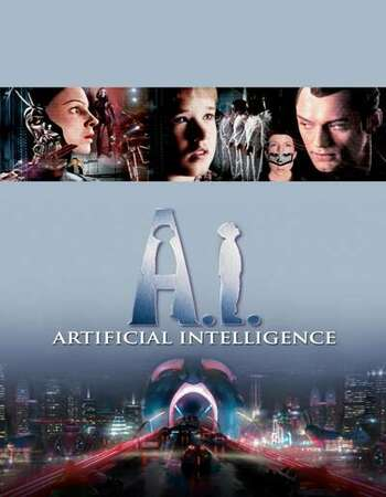 A.I. Artificial Intelligence 2001 English 720p BluRay 1GB Download