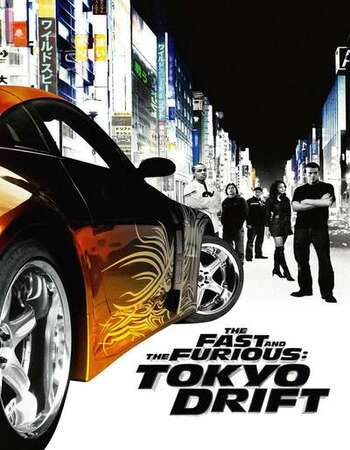 The Fast and the Furious: Tokyo Drift 2006 English 720p BluRay 1GB Download