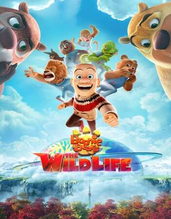 Boonie Bears The Wild Life 2021 English 720p WEB-DL 850MB Download