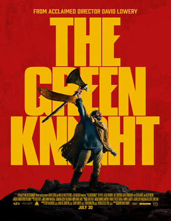 The Green Knight 2021 English 1080p WEB-DL 2.2GB Download