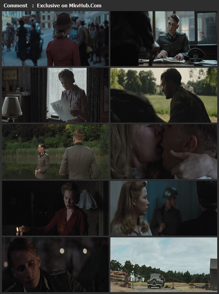 Suite Française 2014 English 720p BluRay 1GB Download