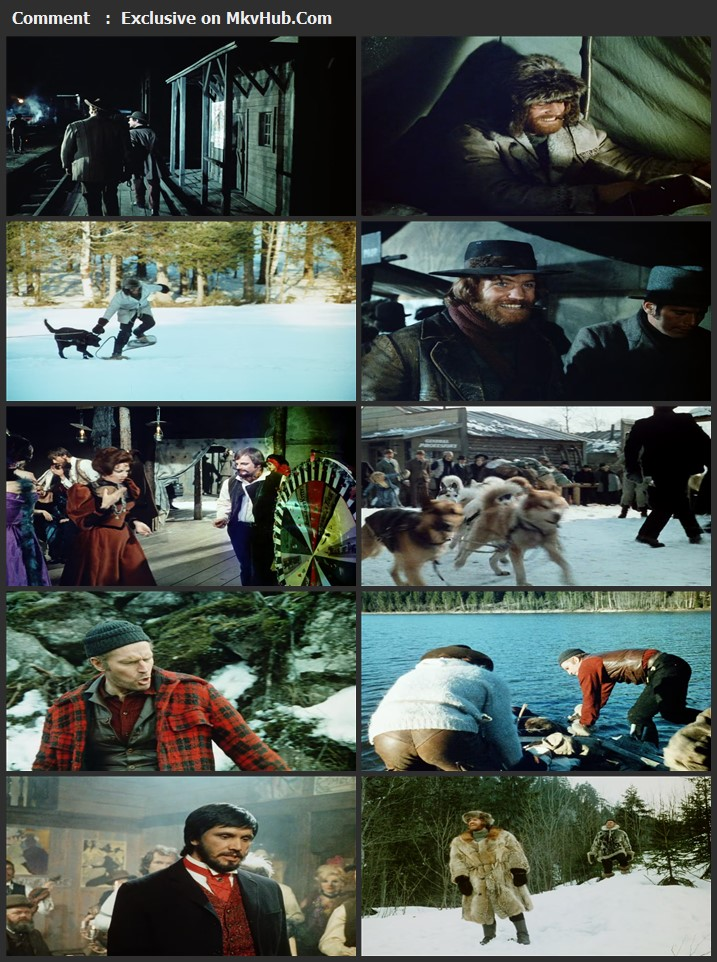 The Call of the Wild 1972 English 720p BluRay 1GB Download