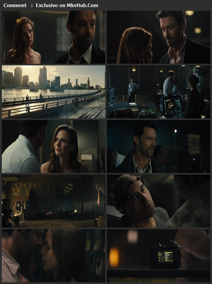 Reminiscence 2021 English 720p WEB-DL 1GB Download