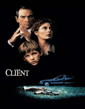 The Client 1994 English 720p BluRay 1GB Download