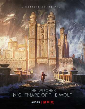 The Witcher: Nightmare of the Wolf (2021) Dual Audio Hindi ORG 450MB NF HDRip 720p HEVC x265 ESubs