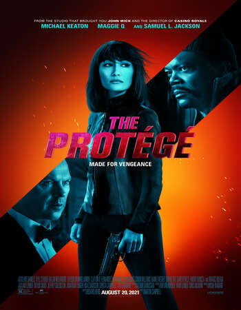The Protege 2021 English 720p HDCAM 900MB Download