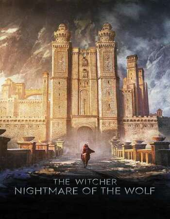 The Witcher: Nightmare of the Wolf 2021 English 720p WEB-DL 750MB Download