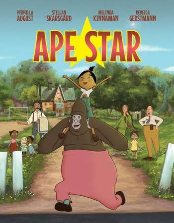 The Ape Star 2021 English 720p WEB-DL 650MB Download