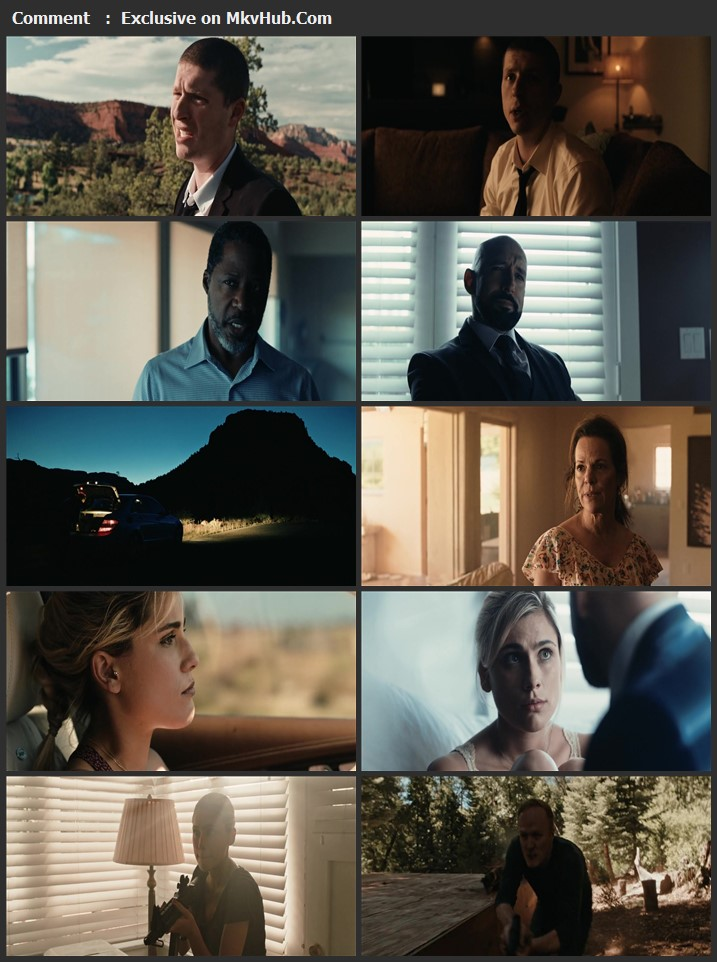 Echoes of Violence 2021 English 720p WEB-DL 950MB Download