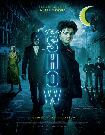 The Show 2021 English 720p WEB-DL 800MB Download