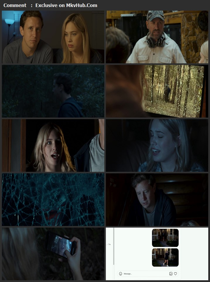 The Girl in Cabin 13 2021 English 720p WEB-DL 700MB Download