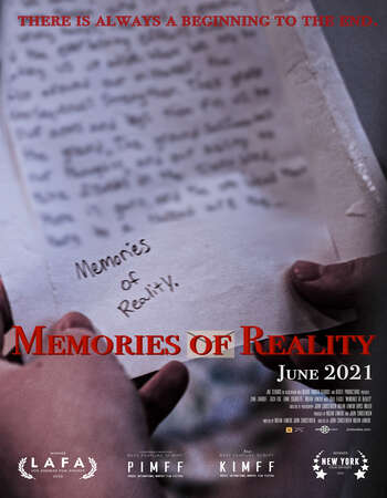 Memories of Reality 2021 English 720p WEB-DL 850MB Download