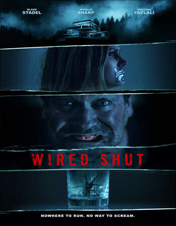 Wired Shut 2021 English 720p WEB-DL 850MB Download