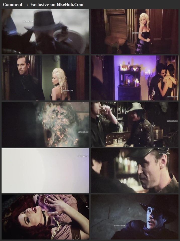 Death Rider in the House of Vampires 2021 English 720p HDCAM 800MB Download