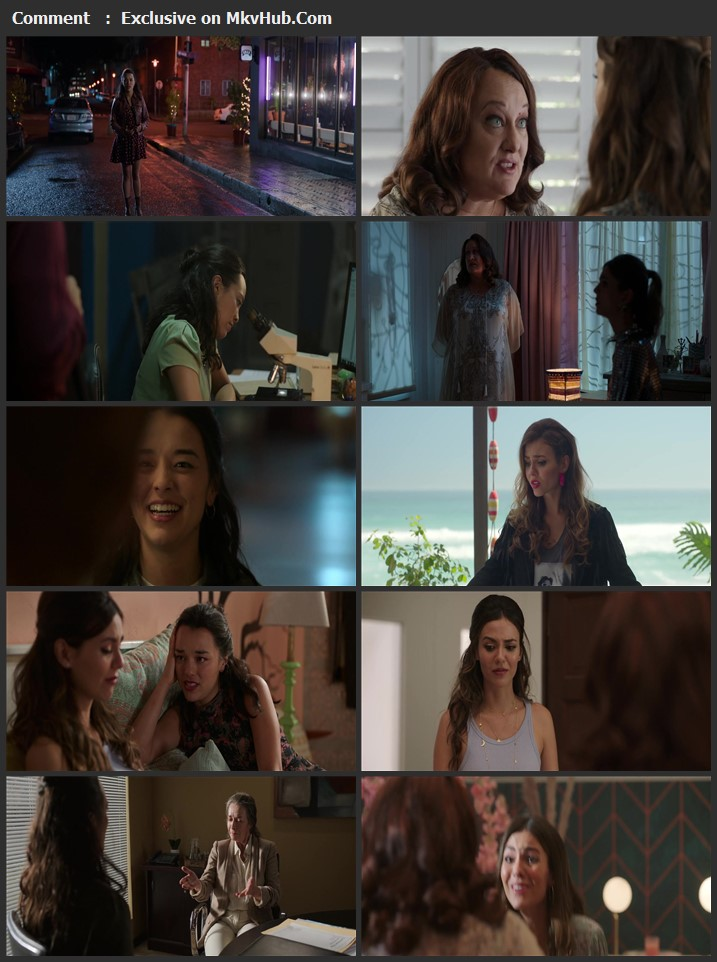 Afterlife of the Party 2021 English 720p WEB-DL 1GB Download