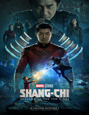 Shang-Chi and the Legend of the Ten Rings 2021 Dual Audio [Hindi-English] 720p HDCAM 1.1GB Download