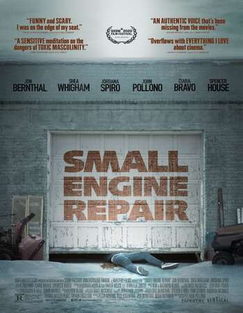 Small Engine Repair 2021 English 720p WEB-DL 900MB Download