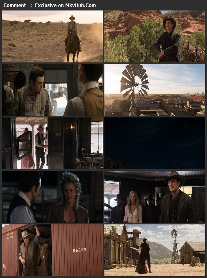 A Million Ways to Die in the West 2014 English 720p BluRay 1GB Download