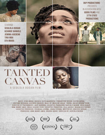 Tainted Canvas 2021 English 720p WEB-DL 850MB Download